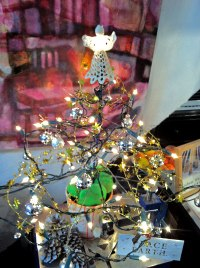 Peace on Earth - Open Studios at 25 Ditchling Rise